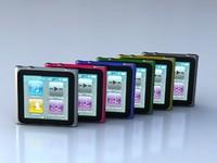 3d max music ipod nano