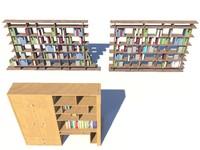 obj boss - shelfs