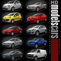 HDModels Cars vol. 2