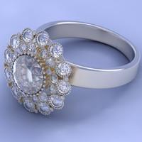 3d ring 01 model