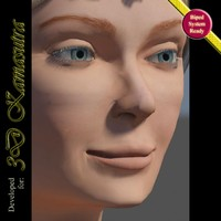 Sandra - 3D Kamasutra