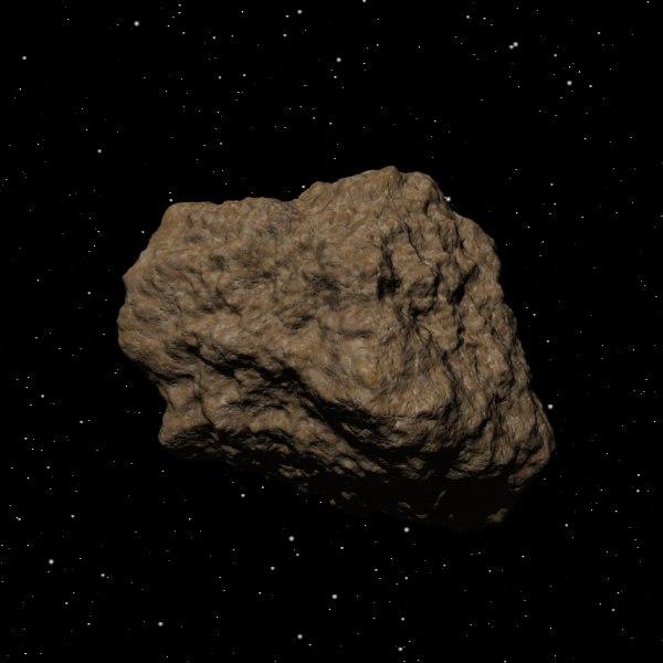 asteroids rocky - photo #5