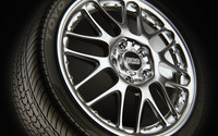 BBS Wheel Rim Tire I