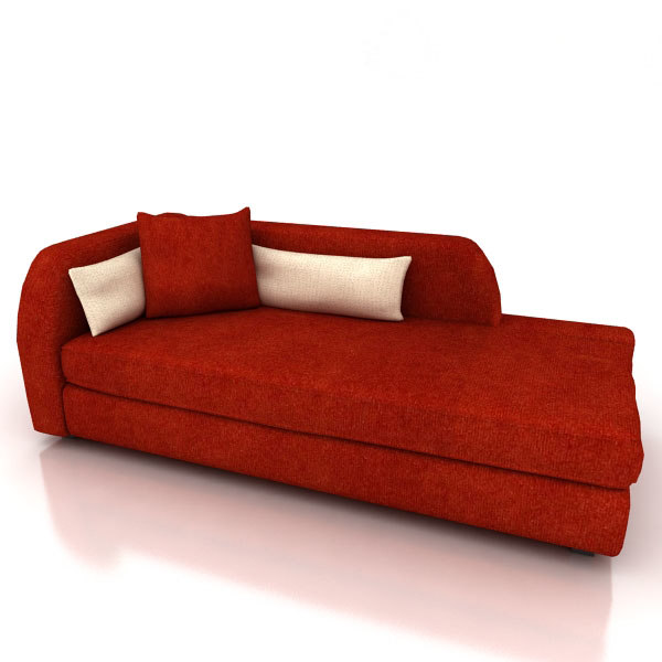 3d couch roma sofa