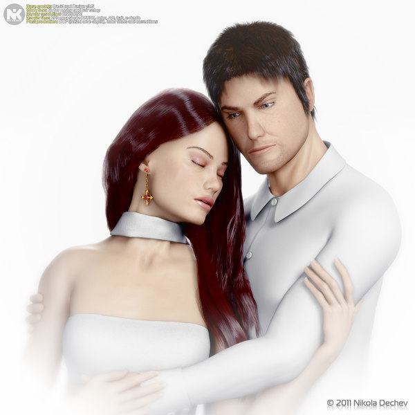 maya david darina pack - David and Darina Pack (max9)... by Nikola Dechev