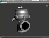 maya wastegate turbo