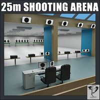 Rapid 25m Shooting Arena