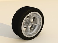 3ds max dodge rt rims