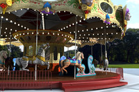 carousel 1 2 3d c4d