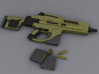 maya rifle