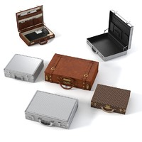 maya set case briefcase