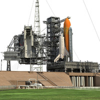 3ds max nasa launch complex 39b