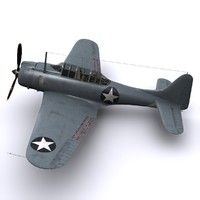 SBD-3 Dauntless