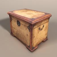 maya chest