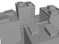 3d model flats apartment