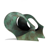 Henry Moore - Double Oval