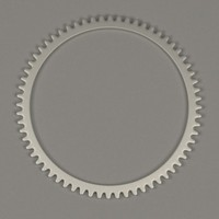 clock gear wheel 3ds