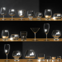 16 Glasses (Party & Casual Pack)