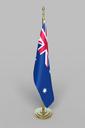 australia flag 3D models