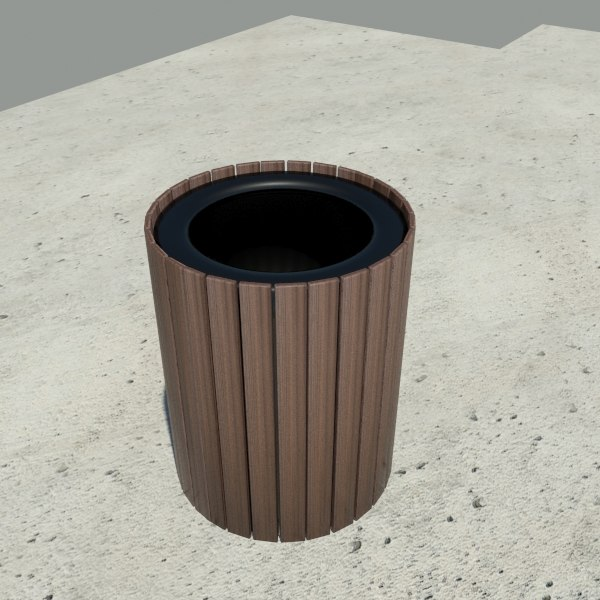 Garbage Can 01
