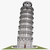 Pisa Leaning Tower
