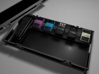 3d pedalboard boss model