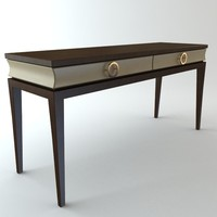 Console Contemporary Ttable