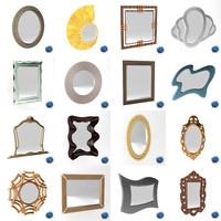 3d model mirrors