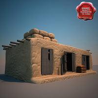 3d afghanistan house v2
