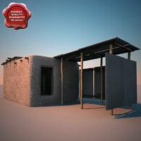 c4d afghanistan house v5