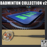Badminton Collection v2