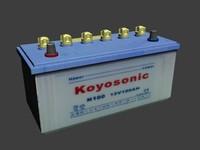 3dsmax car battery 12 v