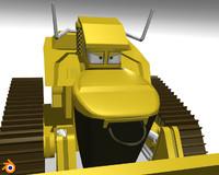 bulldozer bull dozer blend