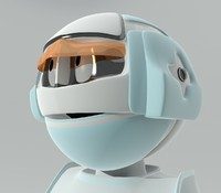 3ds max tut pretty robot