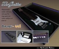 guitar case 3d model