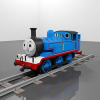 max thomas tank engine
