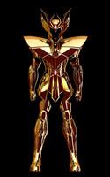 3d virgo gold model