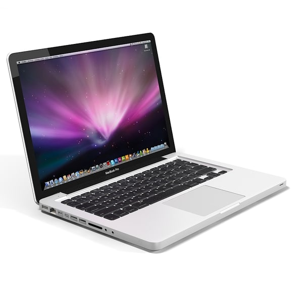 apple macbook pro 3d m...