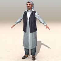Arab_Afghani casual 03