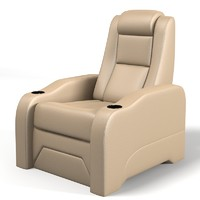 Home cinema theater seating Elite Hts armchair chair