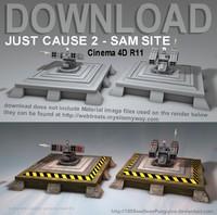 free c4d mode sam 2
