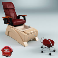 pedicure chair bellini max