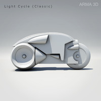 Tron Light Cycle (Classic)