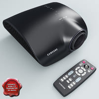 Projector Samsung SP-A600 Collection