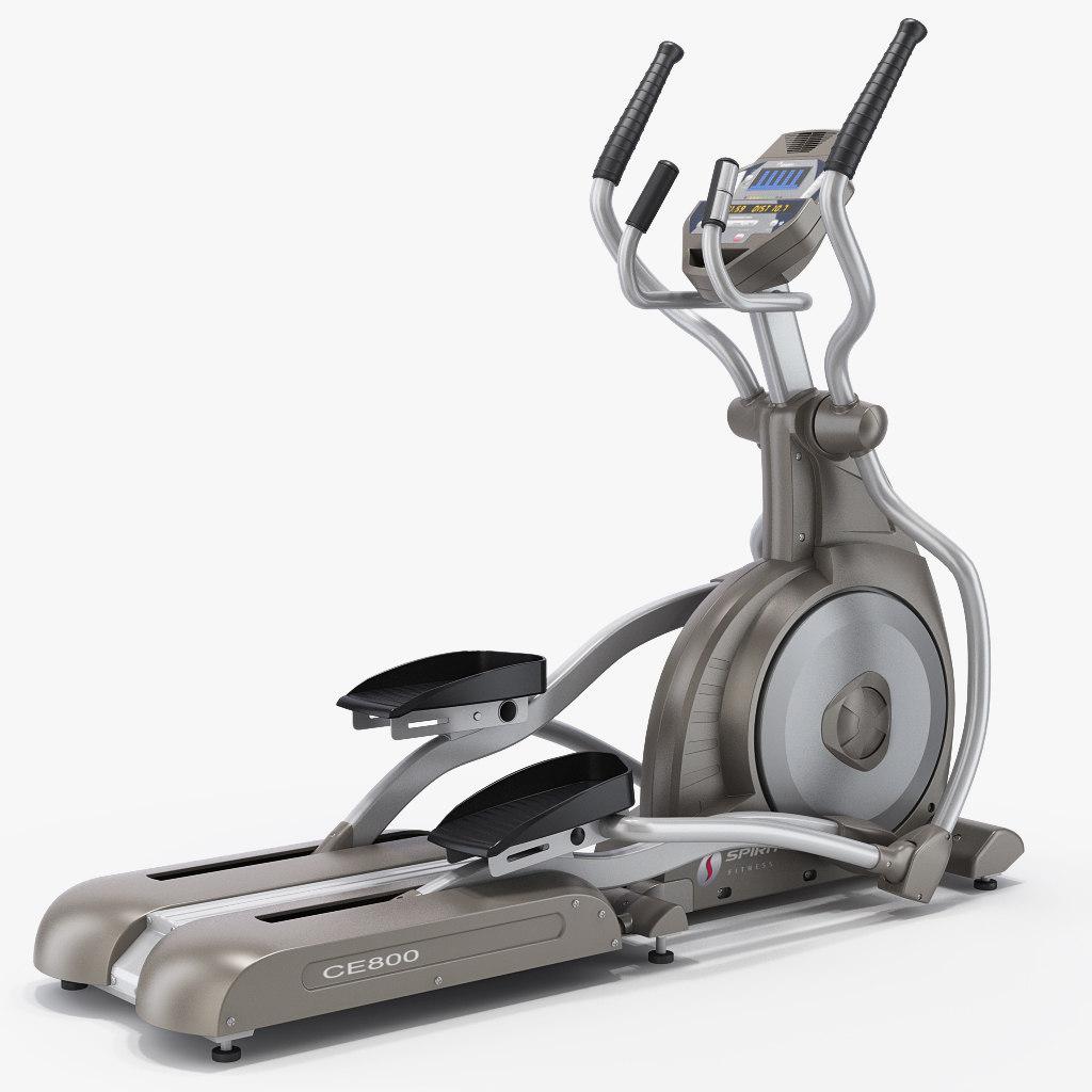 elliptical professional machine