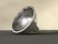 12V Enclosed Dichroic 50mm MR16 Lamp flood downlight