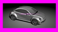 new beetle max