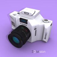 3d model canon er1