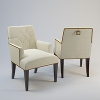 Baker ST. GERMAIN ARM CHAIR 7847