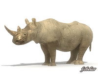 3dsmax rhino rhinoceros